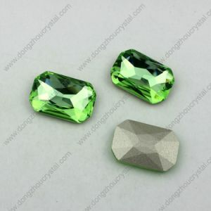 High Quality China Glass Beads Pointback pictures & photos