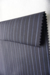 Pure Wool Fabric in Strip style pictures & photos