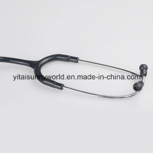 Zinc Alloy Cardiology Hospital or Clinic Doctor Stethoscope Coated by Chrome pictures & photos