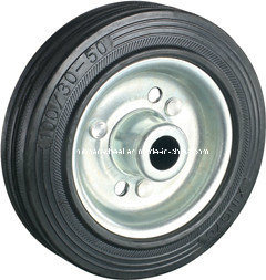 4 Inch Small Steel Wheel for Trolley