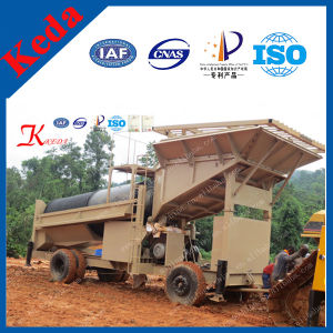 Cheap Alluvial Gold Washing Equipment Gold Panning Plant pictures & photos