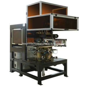 Servo Control High Speed Automatic Rigid Box Forming Machine (YX-6418F) pictures & photos