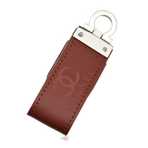 New Leather USB Drive True Leather USB Real Leather USB Flip USB pictures & photos