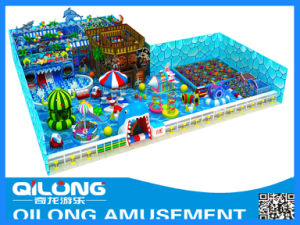 Hot Sale Chiledren Playground Soft Play (QL-150529B) pictures & photos