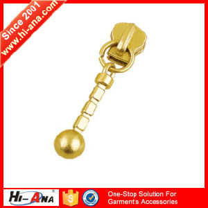 15 Years Factory Experience High Quality Designer Metal Zipper Pull pictures & photos