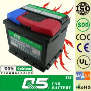 612, 12V45AH , South Africa Model, Auto Storage Maintenance Free Car Battery pictures & photos