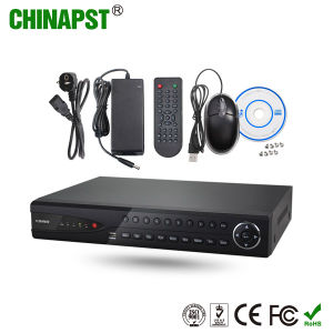 H. 264 8CH 1080P P2p Camera Monitoring Poe NVR (PST-NVR808P) pictures & photos