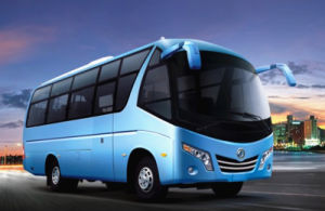Dongfeng 7.5m 30 Seats Bus for Sale/City Bus pictures & photos