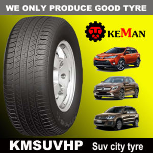 Sport Utility Vehicle Tire Kmsuvhp 65series (P285/65R17 P235/65R18 P275/65R18) pictures & photos