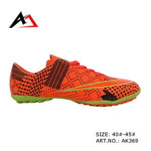 Sports Soccer Shoes Wholesale Outdoor for Men Women (AK369) pictures & photos