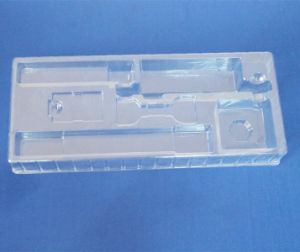 Clear PVC Blister Packing Tray for Tool Sets Plastic Packing Tray for Tools pictures & photos