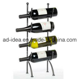 Four Layers Simple Design Metal Rack Stand/Exhibition Stand pictures & photos
