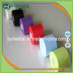 Sports Soft Self Adhesive Foam Bandage pictures & photos