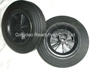 240L Dustbin Container Wheelie Bin Wheel pictures & photos