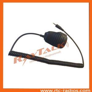 Handheld Ptt Speaker Microphone for Kenwood Pkt-23 pictures & photos