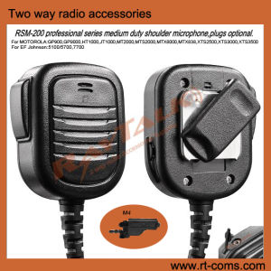 Speaker Microphone for Motorola Ht1000/Jt1000, Mt2000, Xts2500, etc pictures & photos