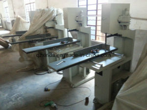 Manually Toilet Paper Roll Siltting Machine pictures & photos