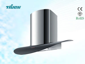 600mm Popular Silver Chimney Range Hood/Tr03t (60B)