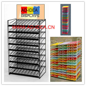 Paper Display Rack /Exhibition for Paper Presentation (ID-3200) pictures & photos