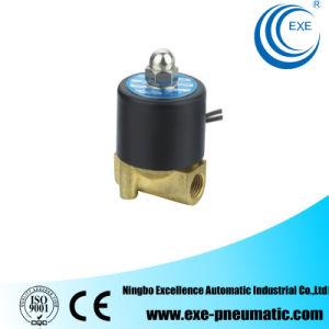Exe 2/2 Way Direct Acting Mini Water Valve Solenoid Valve 2W025-08 pictures & photos