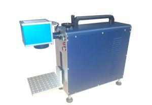 Fiber Laser Marking Machine 20W / Laser Marker Mini for Metal pictures & photos