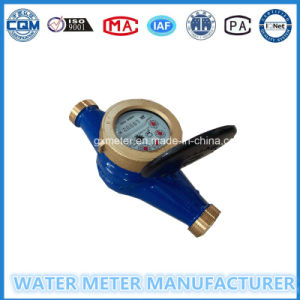 """1"" Inch Brass Body Multi-Jet Dry Type Water Meter pictures & photos"