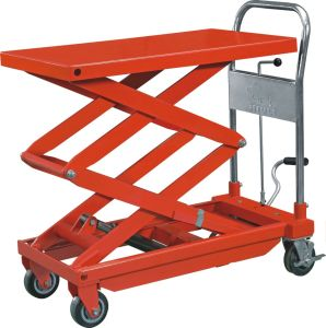 800kgs Heavy Capacity Lift Table pictures & photos