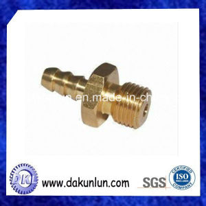 Customized Brass Nozzle with Advanced Technology and Equipment pictures & photos