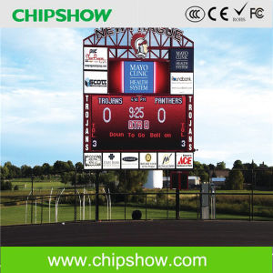 Chipshow Outdoor P16 Water-Proof Full Color LED Display Panel pictures & photos
