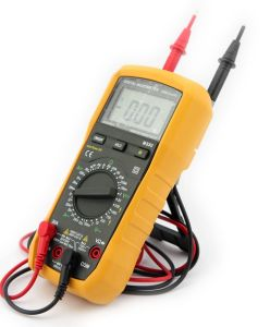 Test Equipment and Electrical Tester Commercial Electric Digital Multimeter Ms80