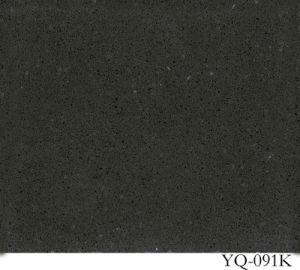 Quartz Kitchen Countertop Design (YQ-091K) pictures & photos