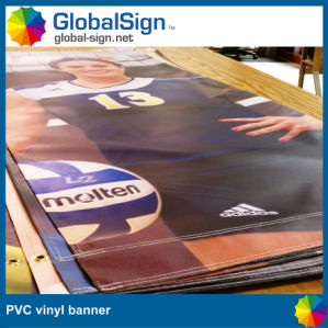 Custom Outdoor Vinyl Banner Printing (CFM11/510) pictures & photos