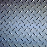 ASTM A36, Q235, S235jr Hot Rolled Checkered Steel Plate