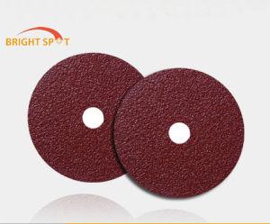 Aluminum Oxide Grinding Abrasive Fiber Disc pictures & photos