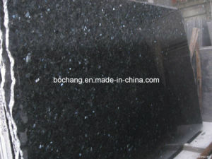 Polished Luarentide Green Granite Slab for Flooring /Wall pictures & photos