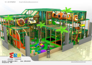 Professional Manufacturer of Jungle Themed Indoor Playground Equipment pictures & photos