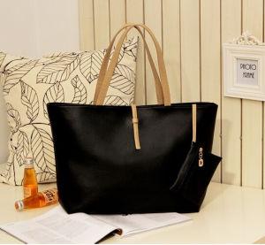 Women Faux Leather Fashion Messenger Handbag Lady Shoulder Bag (43250) pictures & photos