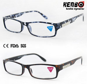 Popular Fashion Reading Glasses, CE FDA Kr5202 pictures & photos