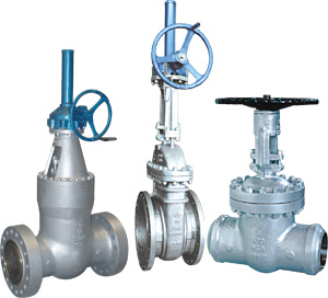 Stainless Steel Gear Operated Cast Gate Valve pictures & photos