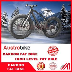 "Fat Bike 26er Carbon Fat Bike Frameset Max Tire 4.8"" Carbon Complete Fat Bike pictures & photos"