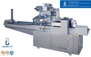 Automatic High Speed Pillow Wrapper Machine pictures & photos