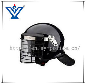 Police Anti-Riot Helmets Military Equipment with Visor (SYSG-285) pictures & photos