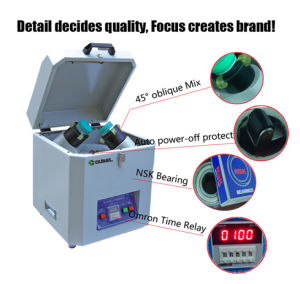 Automatic Industrial Solder Paste Mixer for Printing 500g