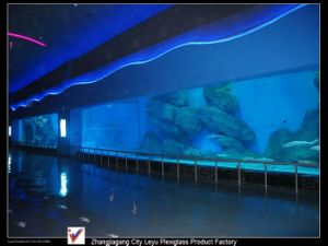Cast Acrylic Sheets Aquarium Window Plexiglass pictures & photos