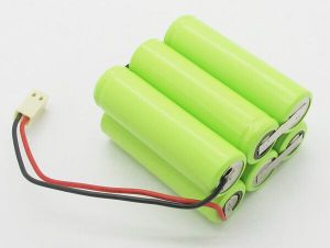 Factory Price AA NiMH 1800mAh 7.2V Rechargeable Battery Pack pictures & photos