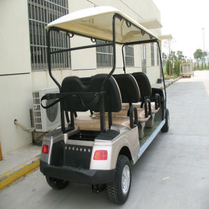 Hot Popular 6 Seats Electric Golf (RSE-2068) pictures & photos