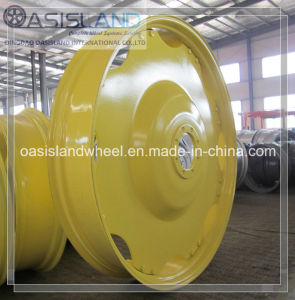Row-Crop & Narrow Wheels W11X42 for Harvester pictures & photos
