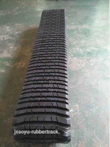 Rubber Track for Caterpillar287 Compact Loader pictures & photos