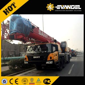 Heavy Lifting Machinery Sany 100 Ton Hydraulic Mobile Truck Crane (STC1000) pictures & photos
