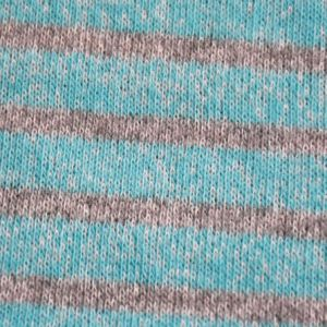 Polyester Cotton Stripe Loop Fabric for Sweater pictures & photos